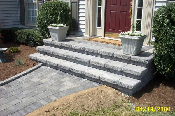 Remove Front Steps