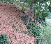 Eco Mat Erosion Control, Crownsville