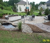 Complete Backyard Landscaping and Hardscaping, Edgewater