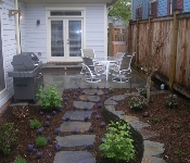 Small Backyard Landscaping, Annapolis