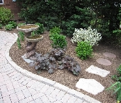 Landscaping with Water Feature, Crofton