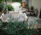 Flagstone Patio, Severna Park