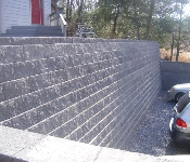 Keystone Driveway and Retaining Wall, Crownsville