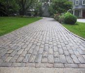 Pervious Paver Driveway, Annapolis