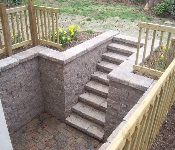 Celtik Steps and Walls, Davidsonville