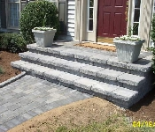 Celtik Steps and Paver Walkway, Annapolis