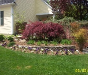 Front Yard Landscaping, Riva