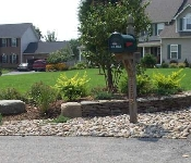Mailbox Landscaping, West River