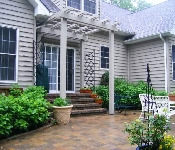 Backyard Patio and Landscaping, West Annapolis