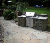 Stacked Stone Grill and Patio, Severna Park