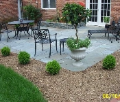 Flagstone Patio, Annapolis